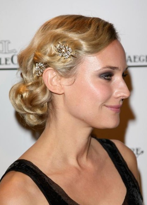 Diane Kruger Prom Hairstyles