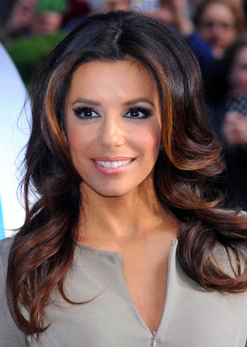 Eva Longoria Hair Color Styles Weekly