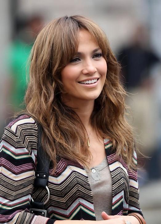 Terrific Jennifer Lopez Hairstyles Celebrity Latest Hairstyles 2016 Hairstyle Inspiration Daily Dogsangcom