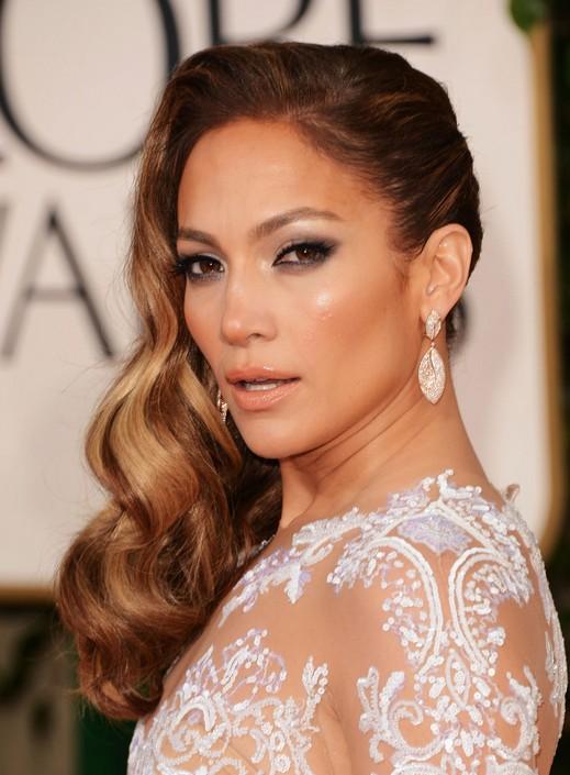 Terrific Jennifer Lopez Hairstyles Celebrity Latest Hairstyles 2016 Short Hairstyles Gunalazisus
