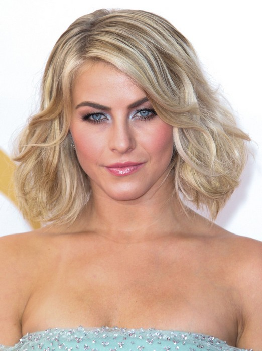 Julianne Hough Bob Hairstyle
