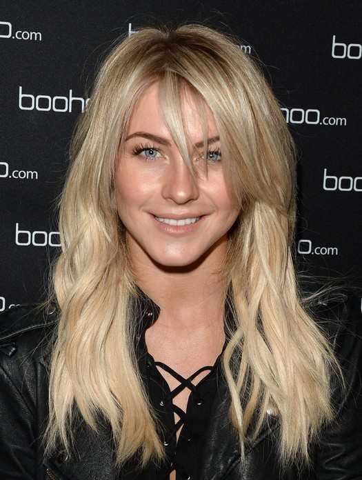 Julianne Hough Hairstyles 2014