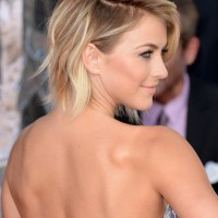 Julianne Hough Short Haircut Side View