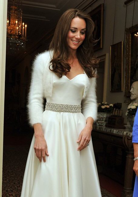 Kate Middleton Hairstyle for Wedding