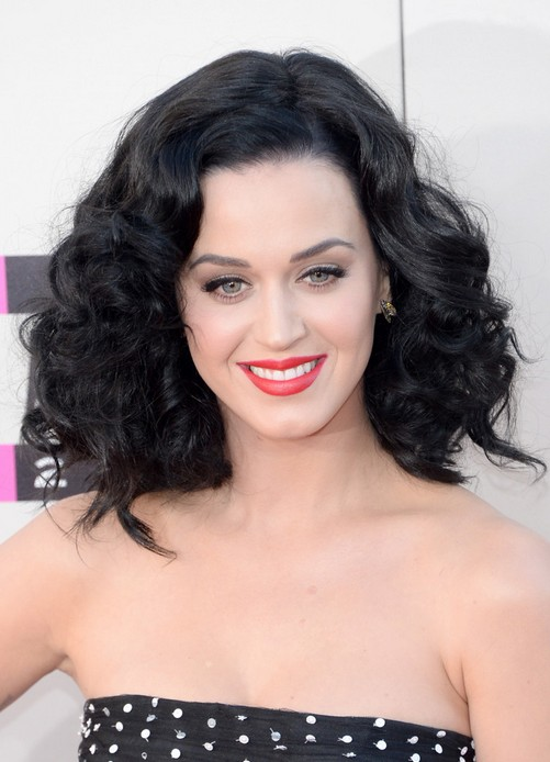 Katy Perry Hairstyles 2014