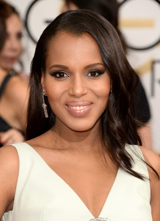 Kerry Washington Hairstyles 2014