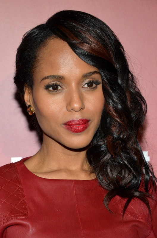 Kerry Washington Long Hairstyle
