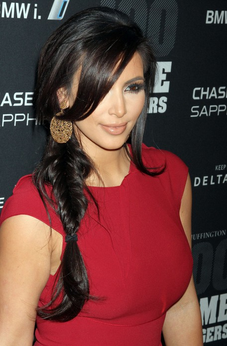 kim kardashian hairstyles celebrity latest hairstyles 2016