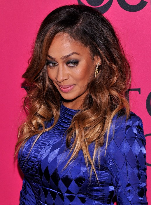 La La Anthony Hairstyles 2014
