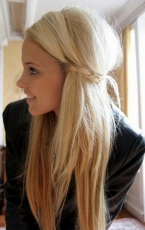 Perfect 20 Hairstyles For Long Blonde Hair  Hairstyles Amp Haircuts 2016  2017