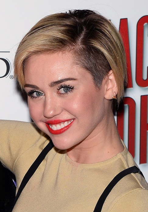 miley cyrus new hair style miley cyrus hairstyles hairstyles 2016 6770