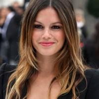 Rachel Bilson Ombre Hair 2014