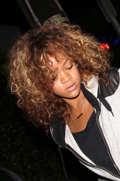 Pleasing Rihanna Hairstyles Celebrity Latest Hairstyles 2016 Short Hairstyles For Black Women Fulllsitofus
