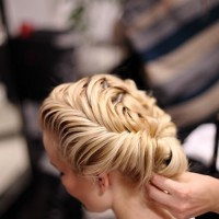 Wedding Prom Updo 2014