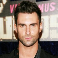 Adam Levine Haircut for men 2014