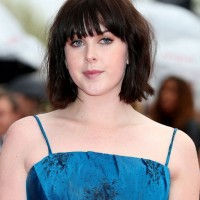 Alexandra Roach Medium Bob Hairstyle with Bangs