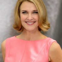 Brenda Strong Shoulder Length Bob Hairstyle