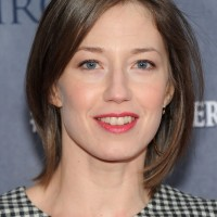 Celebrity Carrie Coon Short Bob Hairstyles