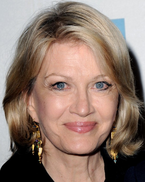 Diane Sawyer Short Hairstyle for Women Over 60
