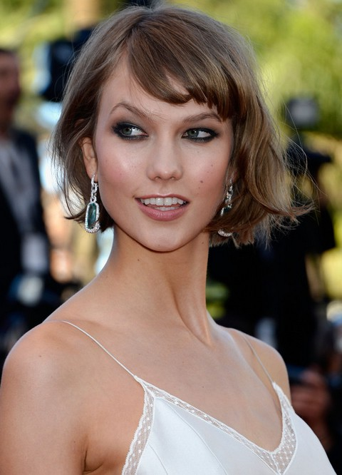 how to style your hair like karlie kloss images