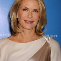 Katherine Kelly Lang Medium Length Bob Hairstyle