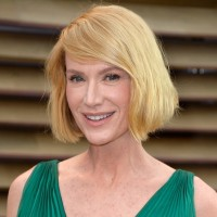 Kelly Lynch Classic Short Blonde Bob Haircut for Women