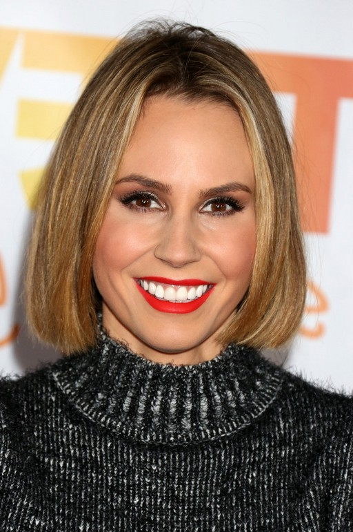 Keltie Knight Short Bob Haircut for Women