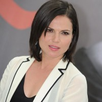 Lana Parrilla Short Bob Hairstyle