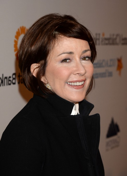 ... Hairstyle For Women Over 50s From Patricia Heaton Short Hairstyle