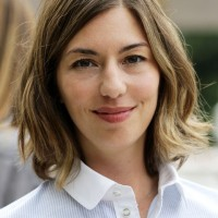 Sofia Coppola Wavy Bob Hairstyle for Short Hair