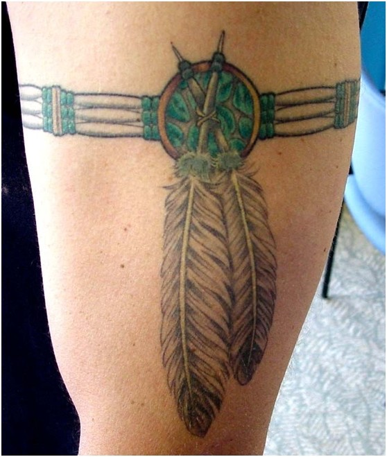 Indian Armband Tattoo Designs