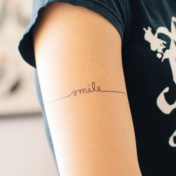 Small Armband Tattoo