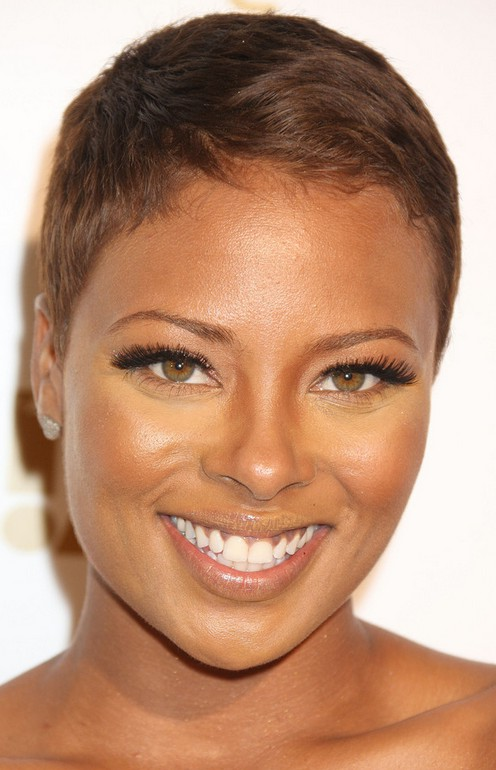 African American Short Boy Cut from Eva Pigford