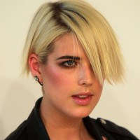 Agyness Deyn Short Scene Haircut