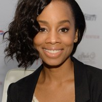Anika Noni Rose Short Hairstyles For Black Women