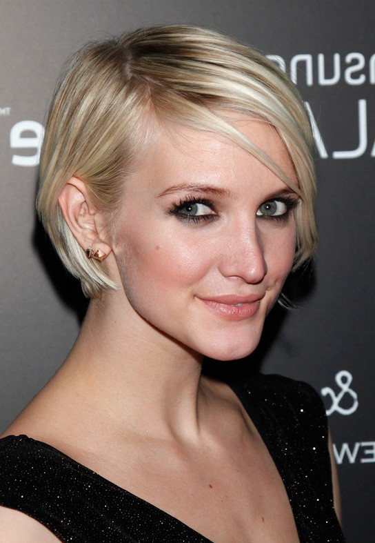 Celebrity ashlee simpson short graduated bob haircut for thin hair celebrity ashlee simpson short graduated bob haircut for thin hair urmus Gallery