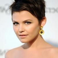 Best Short Hairstyle for Summer Ginnifer Goodwin Pixie Cut