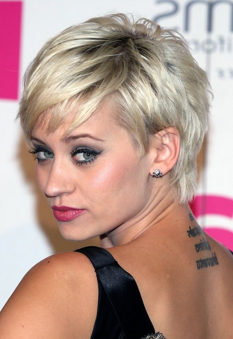 Best Short Pixie Cut for Women from Kimberly Wyatt