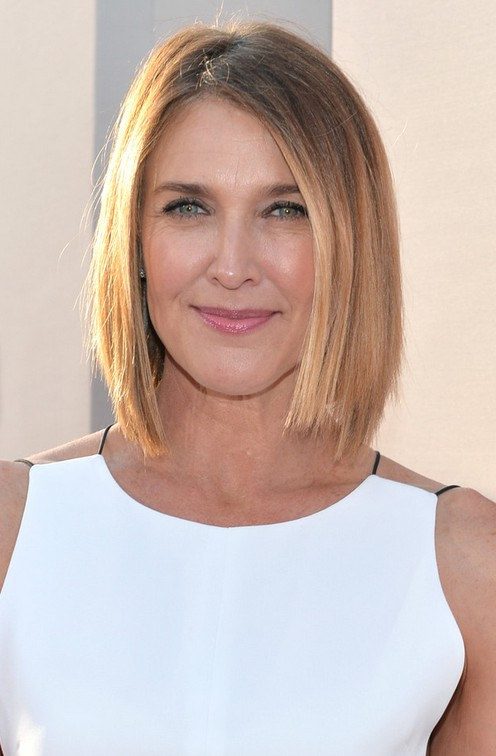 Astounding Celebrity Graduated Bob Hairstyles 2015 Brenda Strong39S Short Short Hairstyles Gunalazisus