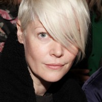 Celebrity EMO Hairstyles from Kate Lanphear