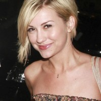 Chelsea Kane Short Asymmetrical Inverted Bob
