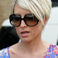 Cool Stylish Short Pixie Cut from Heather Mills