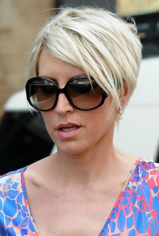 Cool Stylish Short Pixie Cut From Heather Mills Styles