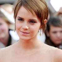 Emma Watson Easy Pixie Cut for Women