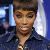 Estelle Short Straight Bowl Cut for Black Women