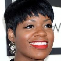 Fantasia Barrino Short Black Pixie Cut for Black Women