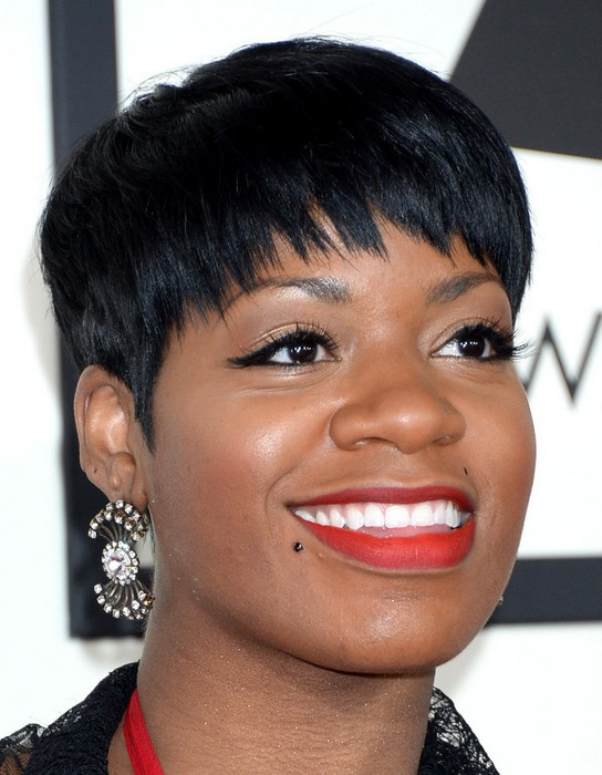 Pixie Cut With Color For Black Women Pixie Cut For Black Women