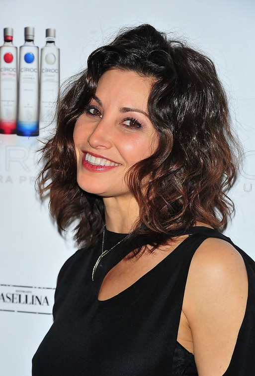 Gina Gershon Curly Hairstyles
