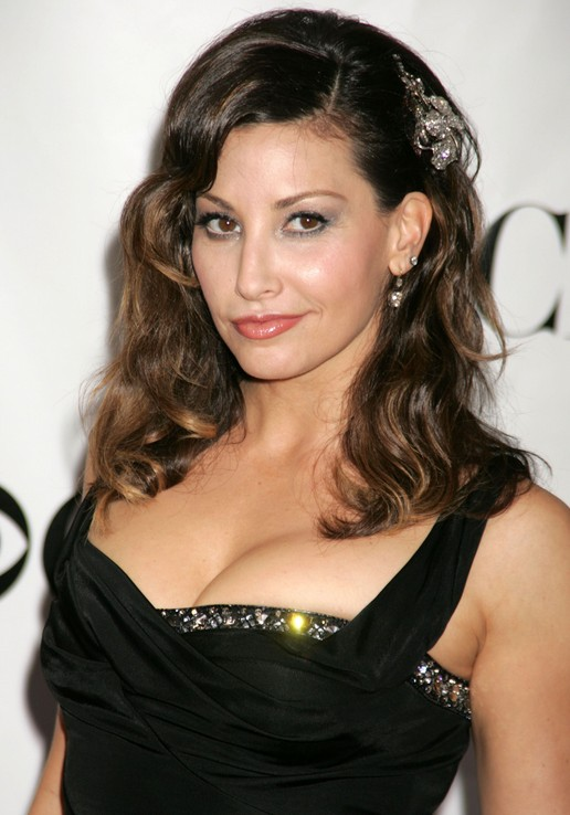 Gina Gershon Long Hairstyles