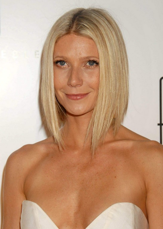 Gwyneth Paltrow Demi Bob